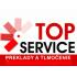 Logo TOP SERVICE - preklady a tlmočenie