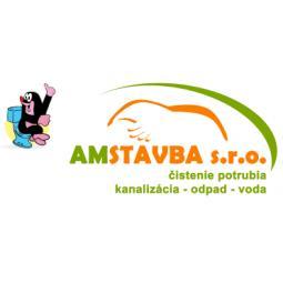 Logo AMSTAVBA s.r.o.